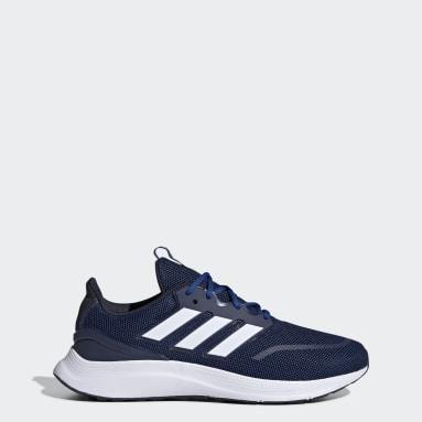 Tenis Energyfalcon Azul Hombre Running