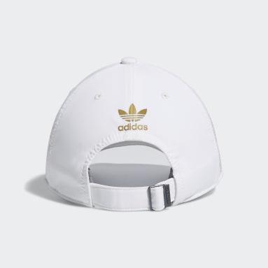 Men's Originals White Color Reflect Hat
