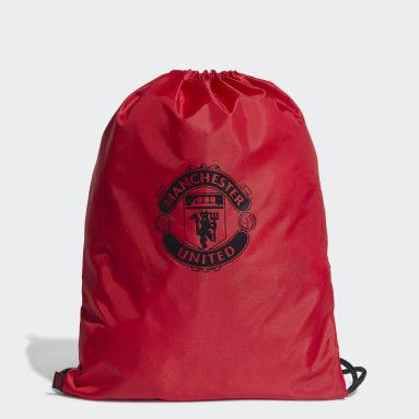 Sac de sport Manchester United Rouge Football