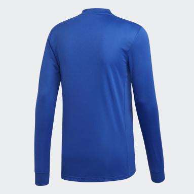 Maillot Striped 19 Bleu Hommes Football
