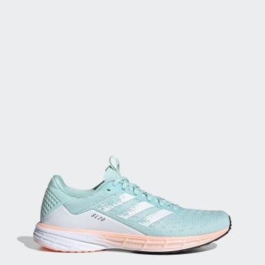 Women Running Green SL20 Shoes