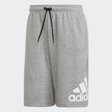 Herr Sportswear Grå LOUNGEWEAR Must Haves Badge of Sport Shorts