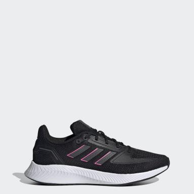 Women's Running Black Runfalcon 2.0 Shoes