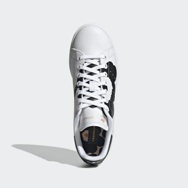 Frauen Originals Marimekko Stan Smith Schuh Weiß