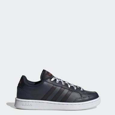 Chaussure Grand Court SE Bleu Femmes Sportswear