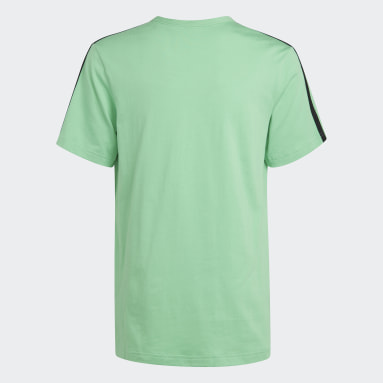 Boys Lifestyle Green adidas x Disney Pixar Monsters, Inc. Tee