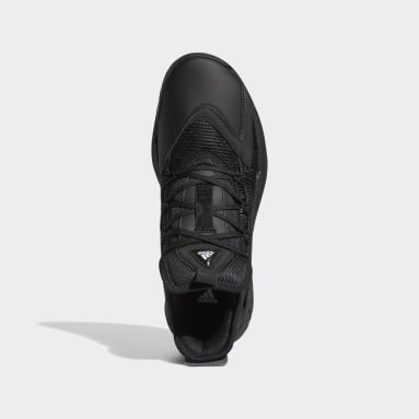 Basketball Black Pro Boost Low Shoes