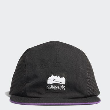 Cappellino adidas Adventure Runner Nero Originals