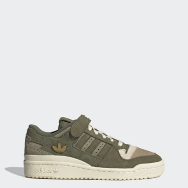 Women Originals Green Forum 84 Low Shoes