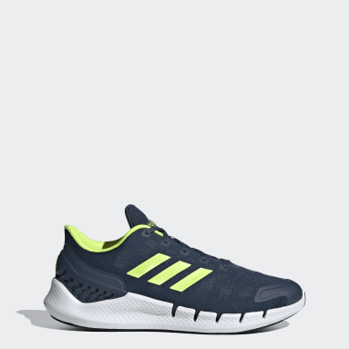 Running Blue Climacool Ventania Shoes