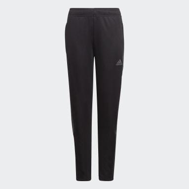 Pantalón Tiro Negro Niña Fútbol