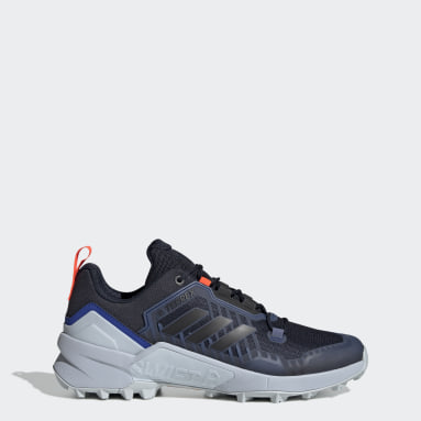 Heren TERREX Blauw Terrex Swift R3 Hiking Schoenen