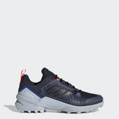 Men TERREX Blue Terrex Swift R3 Hiking Shoes