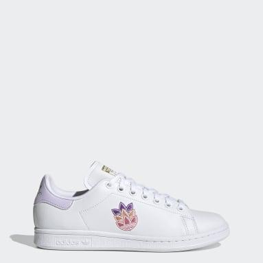 Chaussure Stan Smith Tinkerbell blanc Femmes Originals