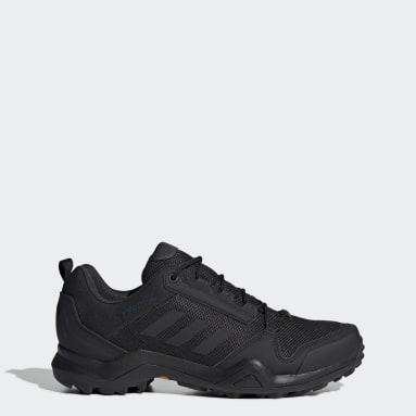 Erkek TERREX Siyah Terrex AX3 GORE-TEX Yürüyüş Ayakkabısı