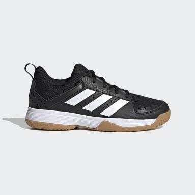 Chaussure Ligra 7 Indoor Noir Enfants Tennis De Table