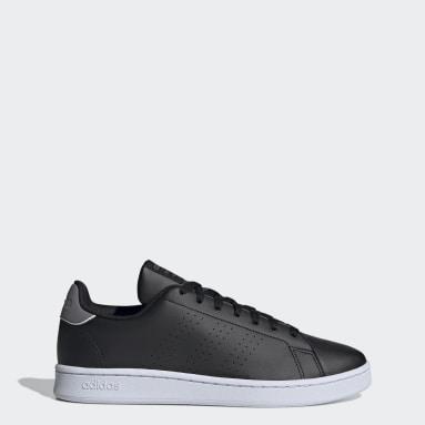 Men Sport Inspired Black Advantage Shoes