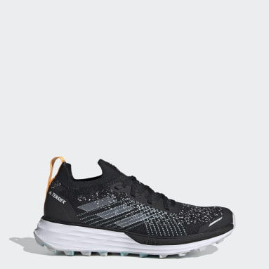 Women TERREX Black Terrex Two Parley Trail Running Shoes