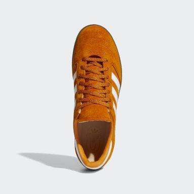Zapatillas Busenitz Vintage Naranja Hombre Originals