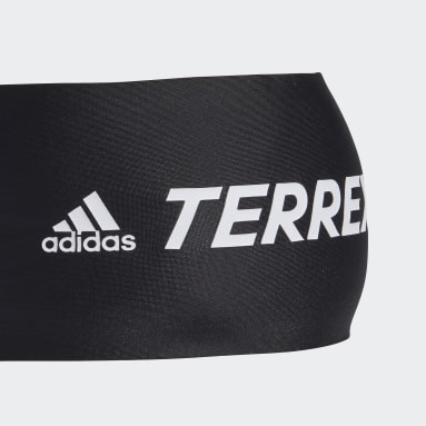 TERREX Black Terrex Primeblue Trail Headband