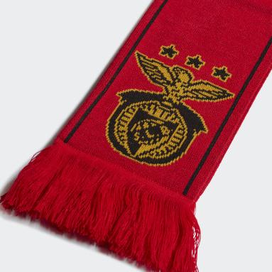 Fodbold Rød Benfica halstørklæde