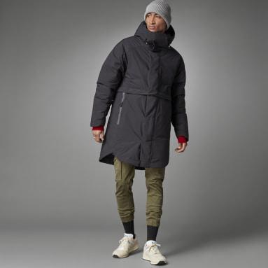 Parka MYSHELTER COLD.RDY Noir Hommes City Outdoor