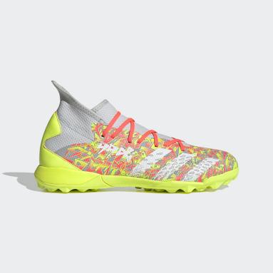 Football Grey Predator Freak.3 Turf Boots