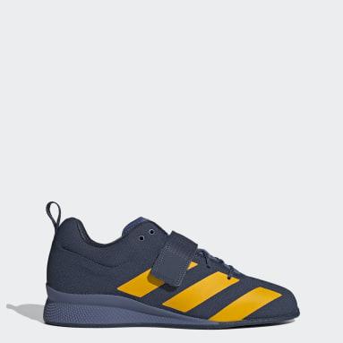 Herr Tyngdlyftning Blå Adipower Weightlifting 2 Shoes
