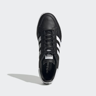 Originals Black Team Court Shoes