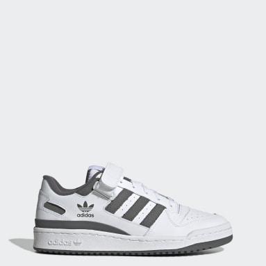Herr Originals Vit Forum Low Shoes
