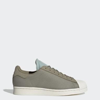 Originals Groen Superstar Schoenen