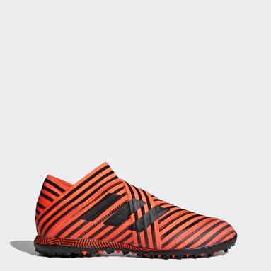 Calzado Nemeziz Tango 17+ 360 Agility Turf Naranja Hombre Fútbol