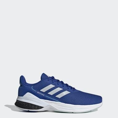 Zapatillas Response SR Azul Hombre Running