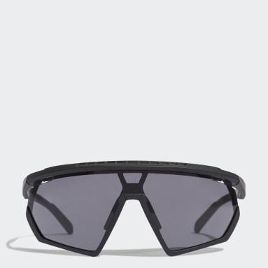 Running Sport Sonnenbrille SP0029-H Schwarz