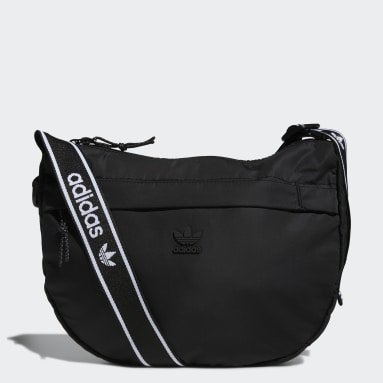 Originals Black Courtside Crossbody Bag