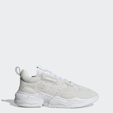 ผู้ชาย Originals สีขาว รองเท้า Supercourt RX