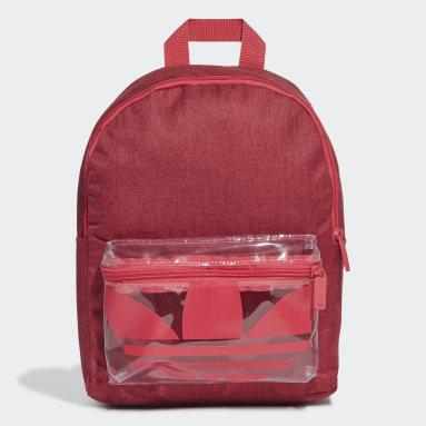 Mochila pequeña Adicolor Classic Rojo Originals
