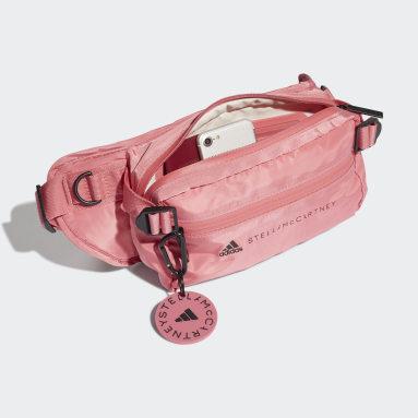 ผู้หญิง เทรนนิง สีชมพู กระเป๋าคาดเอว adidas by Stella McCartney