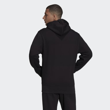 Heren Sportswear Zwart adidas Sportswear Comfy & Chill Ritshoodie