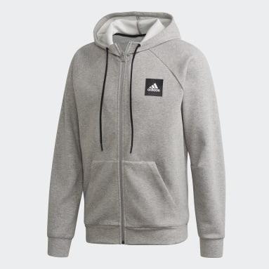 Men Sportswear Grey Must Haves Stadium Hoodie
