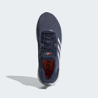 Running Blue Solar Blaze Shoes