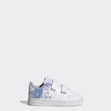 Chaussure Advantage Blanc Enfants Sportswear
