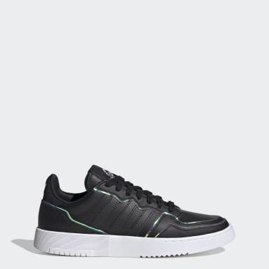 Women Originals Black Supercourt Shoes