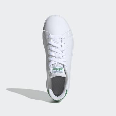 Kinderen Sportswear Wit Advantage Schoenen