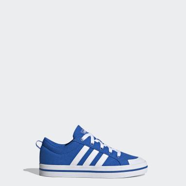 Zapatillas Bravada Azul Niño Diseño Deportivo