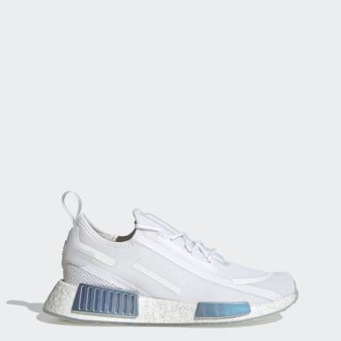 Women's Originals White NMD_R1 Spectoo Shoes