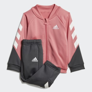 Kids Gym & Training Pink Mini Me XFG Track Suit