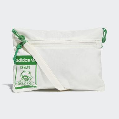 Pochette Kermit blanc Originals