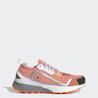 оранжевый Кроссовки для бега adidas by Stella McCartney Outdoorboost 2.0