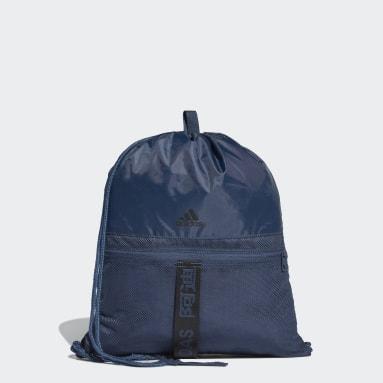 Volleyball Blue 4ATHLTS Gym Bag